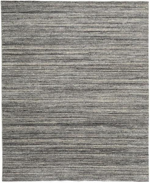 Mazic - Dunkelgrau Teppich  240X300 Moderner Hellgrau/Dunkelgrau (Wolle, Indien)
