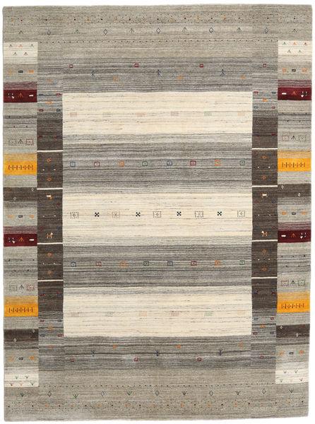 Loribaf Loom Designer Teppich  210X290 Moderner Hellgrau/Beige (Wolle, Indien)