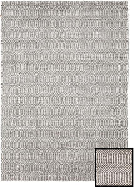 Bambus Grass - Beige Teppich  160X230 Moderner Hellgrau (Wolle/Bambus-Seide, Türkei)