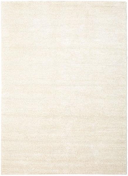 Manhattan - Weiß Teppich  200X300 Moderner Beige/Weiß/Creme ( Indien)