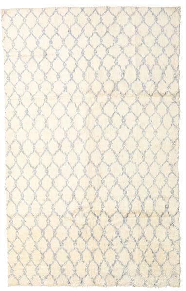 Moroccan Berber - Afganistan Teppich  175X283 Echter Moderner Handgeknüpfter Beige/Weiß/Creme (Wolle, Afghanistan)