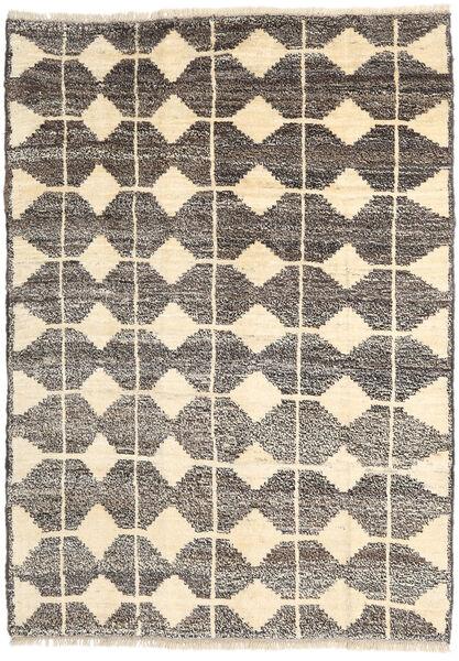 Moroccan Berber - Afghanistan Teppich  163X245 Echter Moderner Handgeknüpfter Dunkelgrau/Hellgrau/Beige (Wolle, Afghanistan)