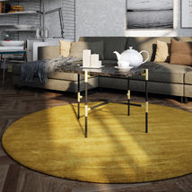 Einfarbige Teppiche