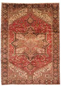Heriz Teppich  257X352 Echter Orientalischer Handgeknüpfter Großer (Wolle, Persien/Iran)