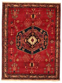 Afshar Teppich  176X232 Echter Orientalischer Handgeknüpfter (Wolle, Persien/Iran)