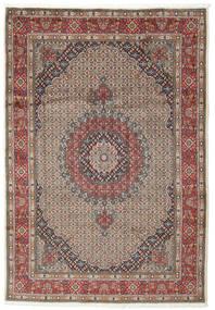 Moud Teppich  188X280 Echter Orientalischer Handgeknüpfter (Wolle/Seide, Persien/Iran)