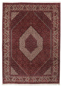 Bidjar Takab/Bukan Teppich  201X300 Echter Orientalischer Handgeknüpfter (Wolle/Seide, Persien/Iran)