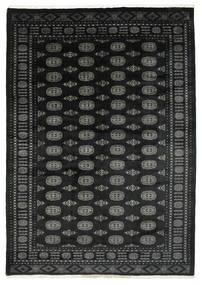 Pakistan 3Ply Teppich  204X290 Echter Orientalischer Handgeknüpfter (Wolle, Pakistan)