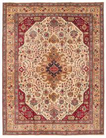 Täbriz Patina Teppich  260X344 Echter Orientalischer Handgeknüpfter Großer (Wolle, Persien/Iran)