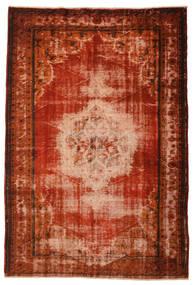 Colored Vintage Teppich  186X275 Echter Moderner Handgeknüpfter (Wolle, Türkei)
