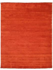 Handloom Fringes - Rost/Rot Teppich 200X250 Moderner Rost/Rot/Orange (Wolle, Indien)