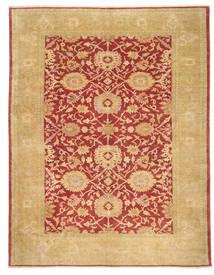 Egypt Teppich 306X391 Echter Orientalischer Handgeknüpfter Dunkel Beige/Rot Großer (Wolle, Ägypten)