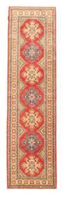 Turkeman Ariana Teppich 84X312 Echter Orientalischer Handgeknüpfter Läufer Rost/Rot/Hellbraun (Wolle, Afghanistan)