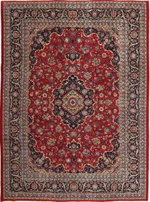 Kashmar Patina Teppich  250X333 Echter Orientalischer Handgeknüpfter Dunkelrot/Dunkelbraun Großer (Wolle, Persien/Iran)