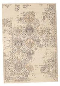 Himalaya Teppich  188X276 Echter Moderner Handgeknüpfter Beige/Hellgrau (Wolle, Indien)