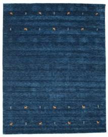 Gabbeh Loom Two Lines - Dunkelblau Teppich  240X290 Moderner Dunkelblau (Wolle, Indien)