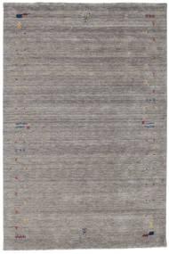 Gabbeh Loom Frame - Grau Teppich 190X290 Moderner Hellgrau/Dunkelgrau (Wolle, Indien)