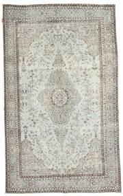 Colored Vintage Teppich 180X298 Echter Moderner Handgeknüpfter Hellgrau (Wolle, Türkei)