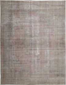 Colored Vintage Teppich  290X376 Echter Moderner Handgeknüpfter Hellgrau/Dunkelgrau Großer (Wolle, Persien/Iran)