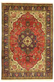 Täbriz Teppich  208X304 Echter Orientalischer Handgeknüpfter (Wolle, Persien/Iran)