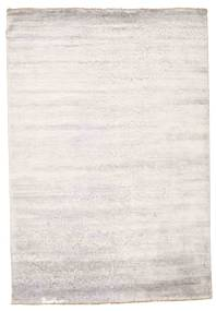 Damask Teppich  171X250 Echter Moderner Handgeknüpfter Weiß/Creme/Beige/Hellgrau ( Indien)