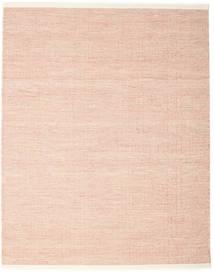 Seaby - Rost Teppich  200X250 Echter Moderner Handgewebter Hellrosa/Dunkel Beige (Wolle, Indien)