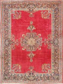 Keshan Teppich  247X330 Echter Orientalischer Handgeknüpfter Rot/Rost/Rot (Wolle, Persien/Iran)