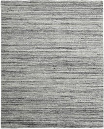 Mazic - Grau Teppich  190X240 Echter Moderner Handgeknüpfter Türkisblau/Dunkelgrau (Wolle, Indien)