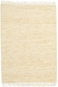 Medium Drop - Gelb Mix Teppich  160X230 Echter Moderner Handgewebter Beige/Dunkel Beige (Wolle, Indien)