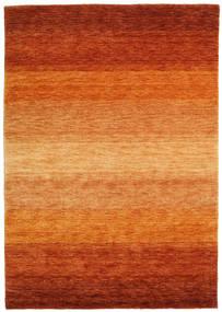 Gabbeh Rainbow - Rost Teppich 140X200 Moderner Orange/Rost/Rot/Hellbraun (Wolle, Indien)