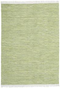 Diamond Wolle - Grün Teppich 160X230 Echter Moderner Handgewebter Hell Grün (Wolle, Indien)