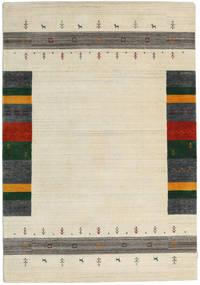 Loribaf Loom Designer - Lt.beige Mix Teppich  160X230 Moderner Beige/Dunkel Beige (Wolle, Indien)