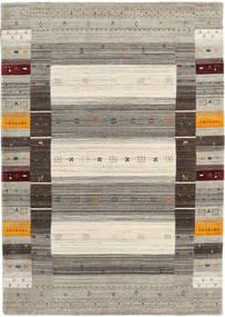 Loribaf Loom Designer - Warm Grau Teppich  160X230 Moderner Hellgrau/Dunkelgrau (Wolle, Indien)