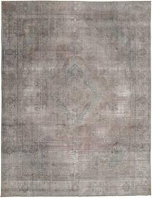 Colored Vintage Teppich  284X375 Echter Moderner Handgeknüpfter Hellgrau/Dunkelgrau Großer (Wolle, Pakistan)