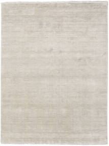Handloom Fringes - Greige Teppich  250X300 Moderner Hellgrau Großer (Wolle, Indien)