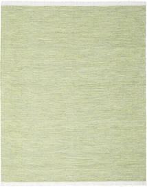 Diamond Wolle - Grün Teppich  240X300 Echter Moderner Handgewebter Hell Grün (Wolle, Indien)