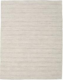 Kelim Long Stitch - Beige Teppich  190X240 Echter Moderner Handgewebter Hellgrau (Wolle, Indien)