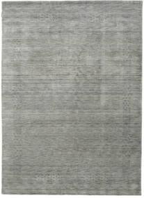 Loribaf Loom Beta - Grau Teppich  190X290 Moderner Dunkelgrau/Hellgrau (Wolle, Indien)