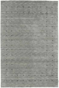 Loribaf Loom Delta - Grau Teppich  190X290 Moderner Hellgrau/Dunkelgrau (Wolle, Indien)