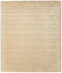Loribaf Loom Beta - Beige Teppich 240X290 Moderner Beige/Dunkel Beige (Wolle, Indien)