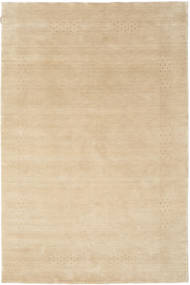 Loribaf Loom Beta - Beige Teppich  190X290 Moderner Beige (Wolle, Indien)