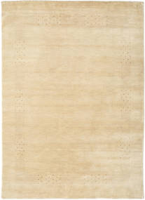 Loribaf Loom Beta - Beige Teppich  160X230 Moderner Beige/Hellbraun (Wolle, Indien)
