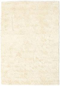 Stick Saggi - Off-Weiß Teppich  160X230 Echter Moderner Handgeknüpfter Beige (Wolle, Indien)