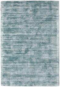 Tribeca - Blau/Grau Teppich  140X200 Moderner Hellblau/Dunkel Türkis ( Indien)