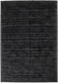Tribeca - Charcoal Teppich  240X340 Moderner Schwartz/Dunkelgrau ( Indien)