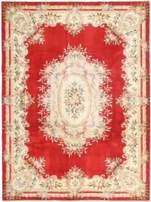 Hamadan Shahrbaf Patina Teppich  270X360 Echter Orientalischer Handgeknüpfter Beige/Rost/Rot Großer (Wolle, Persien/Iran)