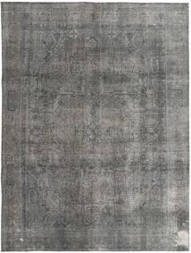 Colored Vintage Teppich  272X365 Echter Moderner Handgeknüpfter Dunkelgrau/Hellgrau Großer (Wolle, Persien/Iran)