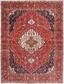 Bachtiar Patina Teppich  262X350 Echter Orientalischer Handgeknüpfter Dunkelrot/Dunkelbraun Großer (Wolle, Persien/Iran)