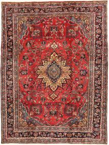 Hamadan Shahrbaf Patina Teppich 220X300 Echter Orientalischer Handgeknüpfter Dunkelrot/Dunkelbraun (Wolle, Persien/Iran)