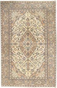 Keshan Patina Teppich 190X296 Echter Orientalischer Handgeknüpfter Hellgrau/Dunkel Beige (Wolle, Persien/Iran)